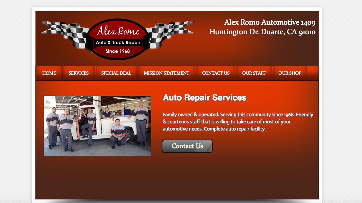 Auto repair duarte