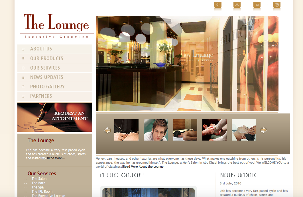 the lounge strong backlinks